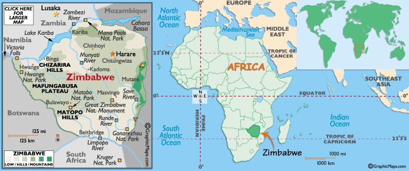 Zimbabwe National Cancer Registry (Harare & Bulawayo)